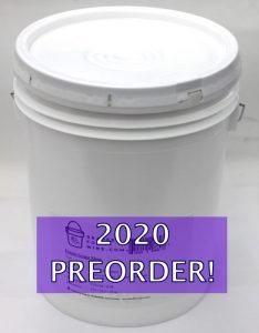 2020 Frozen Grape Must